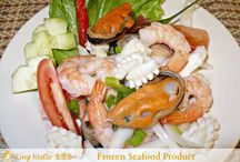 Frozen Seafood China- We supply topline Frozen Seafood Products