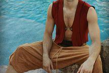 Mens Tribal/goa/festival clothing