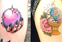 Witches tattoos
