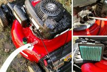 Lawn & Garden / NAPA Filters serve your small engine needs - from leaf blowers and snow blowers to chainsaws and trimmers.