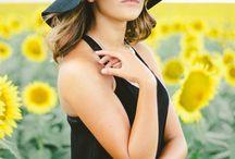 sunflower field inspiration