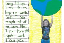 Earth Day crafts and ideas
