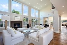Interior: Livingroom / Living room, kitchen and dining area