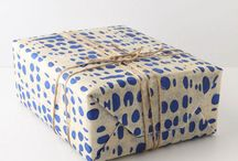 Gift Giving and Decoration / Gift wrap, gift giving, gift decoration, beautiful gift wrapping, gift presentation