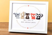 Stampin Up - Fox & Friends