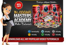 #Blogging Masters Academy #VideoTutorial Pack by @Toluaddy RT...