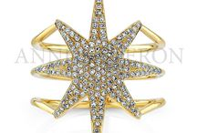 Giving You The Sun, Moon, and Stars / Because They All Shine Bright! / by Anne Sisteron Fine Jewelry