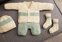 Baby stricken