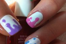 Nail ideas for Brittany / by Anna Thiel