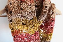 Crochet for Kids and Adults / Scarves, hats, mittens, slippers, shawls / by Dana Mcminn