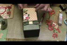 Шкатулки, коробки