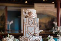 Dessert Displays | Anne Casey Photography
