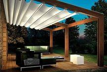 Prosjekt terrasse