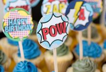 Boy birthday ideas / by Taylor Hartgraves