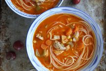 Soups & Stews / Soups & Hearty Meals on a Cold Day