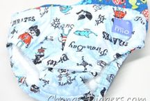 Cloth Swim Diapers / Save time and money with the best cloth swim diapers.