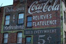 Soda graffiti