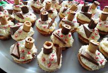 moje sladké pečení / cupcakes, muffins a další