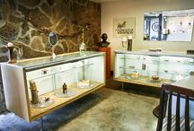 The Gallery / John Paul Designs retail space in Bend, Oregon.