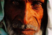 The Many Faces of Humanity / People from around the world / by Hilloree Heselgrave