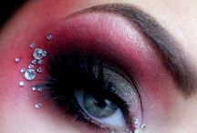 Rhinestone & Jewel Makeup to Try.