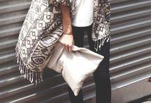 Kimono Looks / How to style the kimono