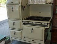 Grandma's stove / old stoves / by Donna R. Thompson