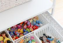 Bedroom Kids Storage