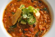 Soups - tried and approved