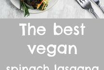 comida saludable o vegana