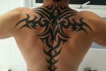 Törzsi Tetoválások