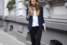 suit style,women