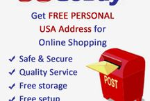 Get your US Address / The customer's satisfaction is the most important to USGoBuy.