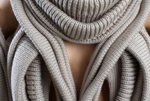 Sculptural knittwear
