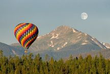 Hot Air Balloon Rides Colorado