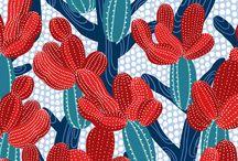 Arte... Agaves, cactaceas y plantas crasas o suculentas / by Alejandro Z