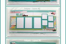 CTMH layouts