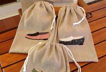 Bolsas para zapatos hombre