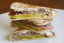 RECIPES - SOUPS AND SANDWICHES / by Debbie Copeland Plato