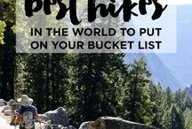 Travel Lists / Cool lists about all things travel!