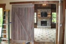 Laundary doors