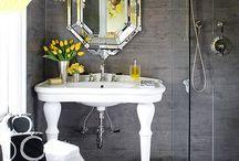 Small bathroom elegant