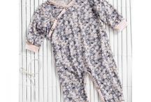 Patrons Jersey · Pour les bébés