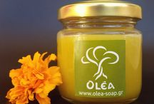 Olea Beeswax cream with Calendula