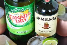 St Patrick's Day Drinks / Have even more fun on St Patricks Day or at your St Patricks Day Party with some of these unique and thirst quenching drink ideas!