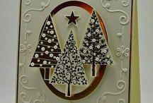 stampin up kerst
