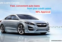AUTO LOANS CANADA / Get vehicle loan easily by Auto Loans in Canada.