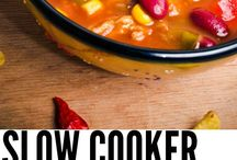 Soups/slow cooker