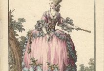 18th century fashion prints