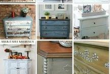 renovácia nábytku